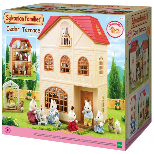 Cedar Terrace | Sylvanian Families