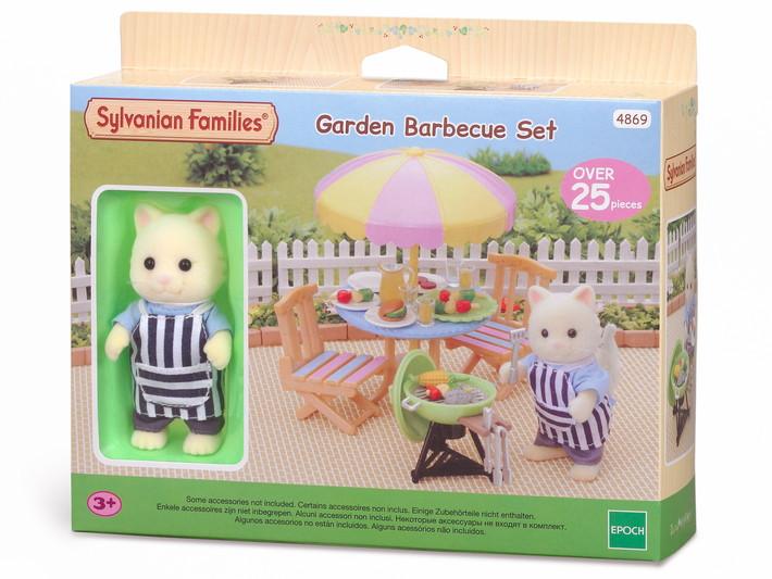 Garten-Grill-Set - 6