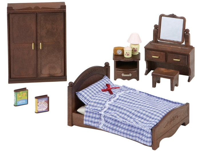 Master bedroom set sylvanian families - The room place bedroom furniture ...