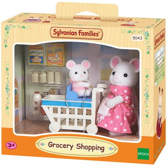 Einkaufen im Supermarkt - 3