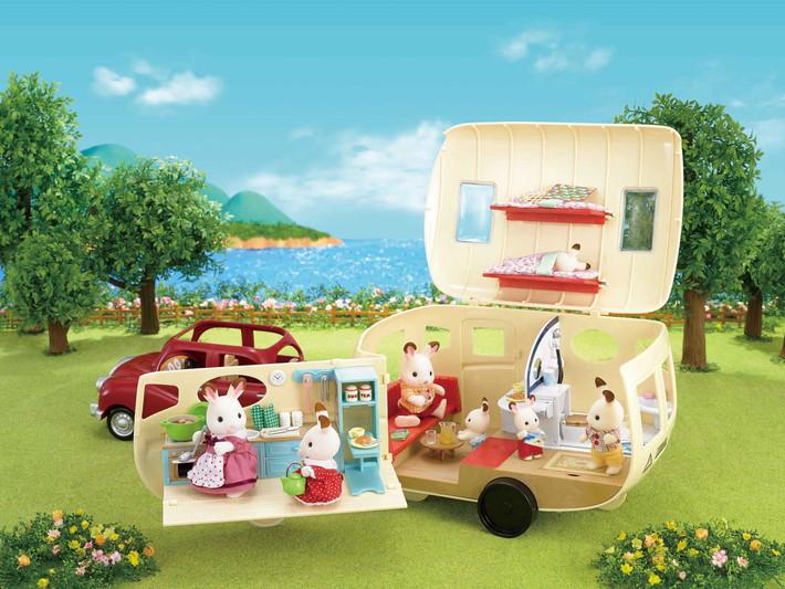 Wohnwagen (passend für 2002 und 2003) - 7
