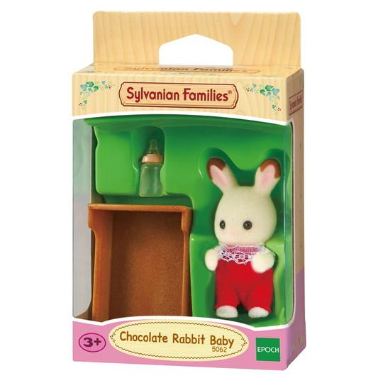 Chocolate Rabbit Baby - 5