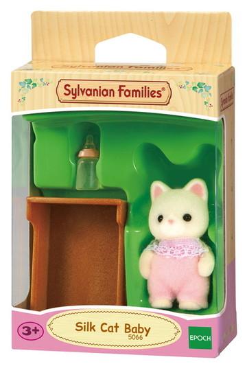 Seidenkatzen Baby - 4