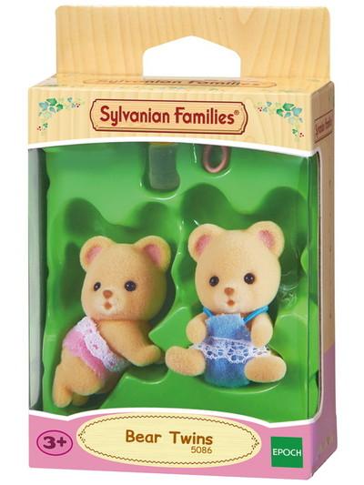 Bären Zwillinge  - 4