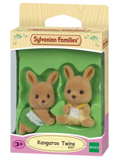 Kangaroo Twin Babies - 3