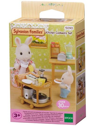 Batterie de cuisine sylvanian families for Sylvanian families cuisine