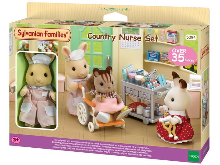 Land-Krankenschwester-Set - 7