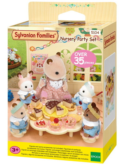 Nursery Party Set Sylvanian Families
