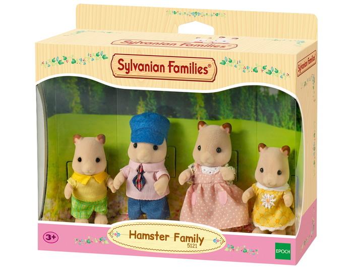 Hamster Family - 4