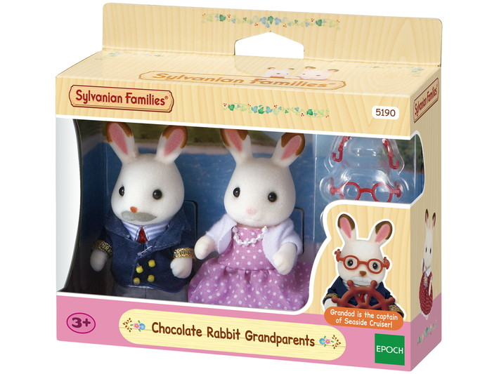 GRANDS-PARENTS LAPIN CHOCOLAT - 4