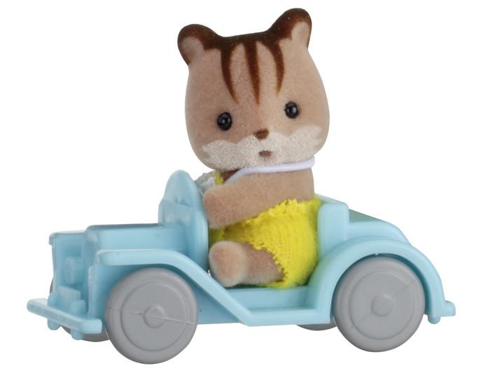 아기 다람쥐 자동차 - 3