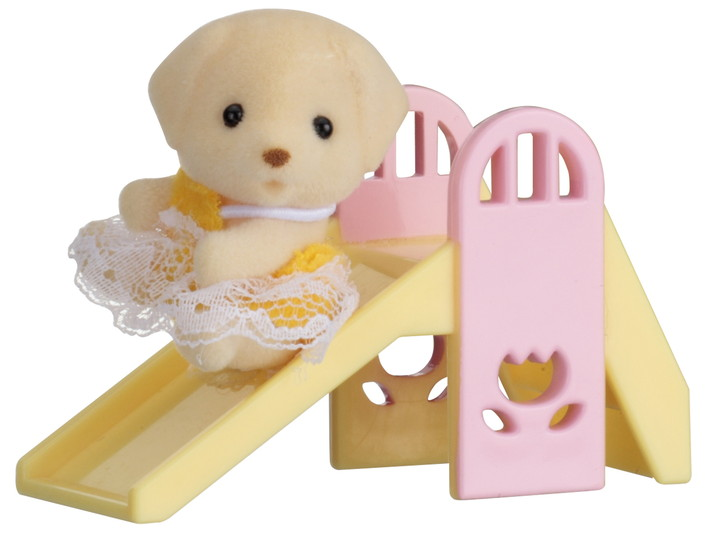 Baby Carry Case (Dog on Slide) - 3