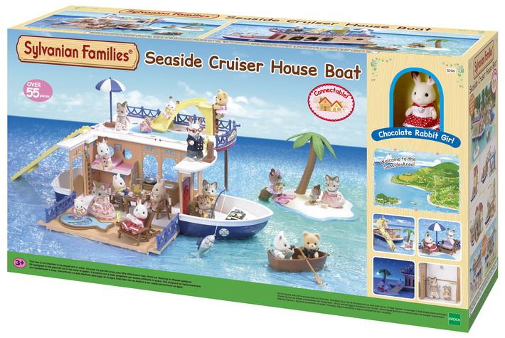 Seaside Cruiser House Boat - 7