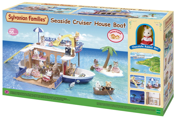 Seaside Cruiser House Boat - 7