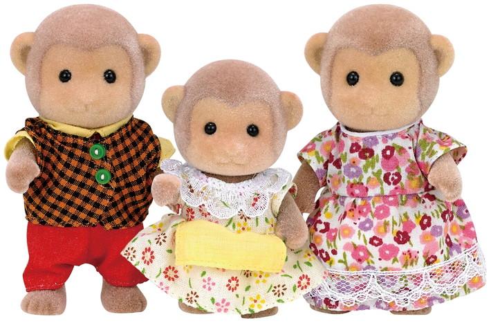 Monkey Family - 3