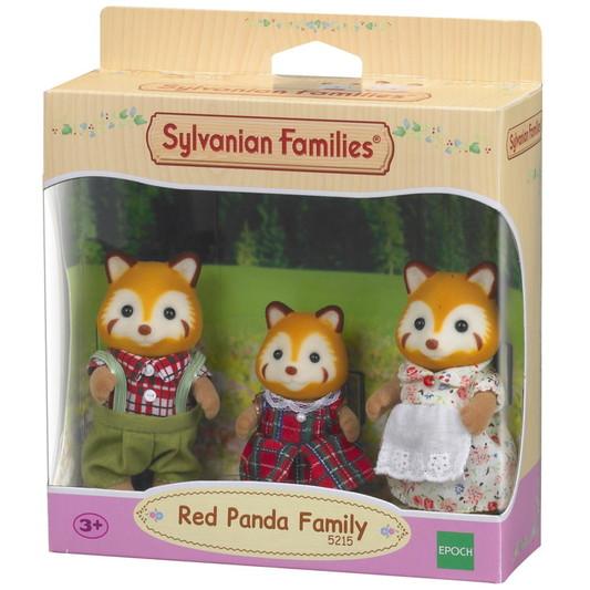 Red Panda Family - 3