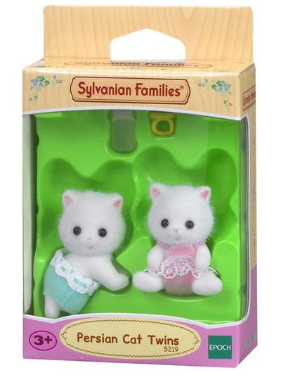Persian Cat Twins - 4