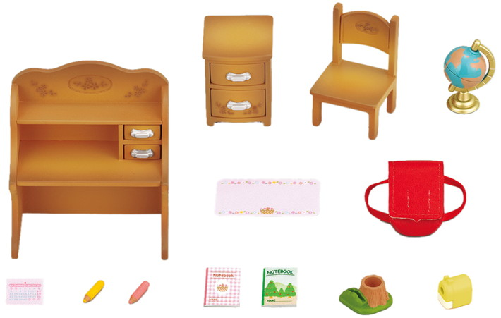 Sylvanian families katalog spielzeugkollektion f r m dchen for Sylvanian classic furniture set