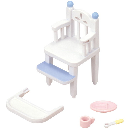 Baby High Chair - 5