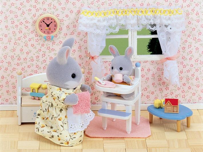 아기 식탁 의자 - 5