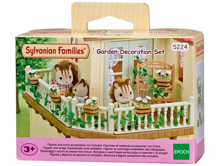 Garden Decoration Set - 2