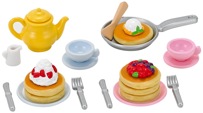 Homemade Pancake Set - 5