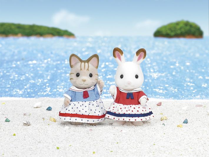Seaside Friends - 4