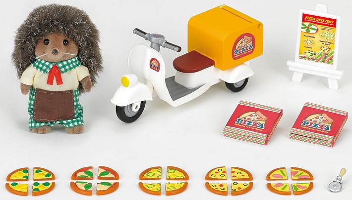 Set Pizza a Domicilio - 3