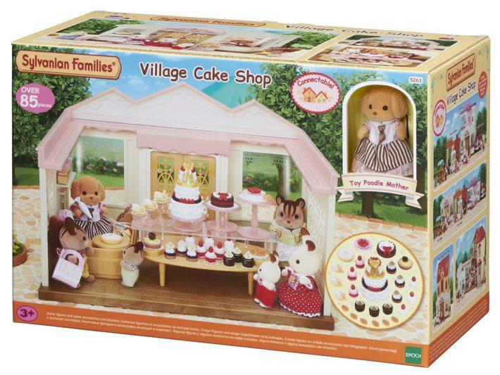 실바니안 빌리지 케이크 샵 - 8