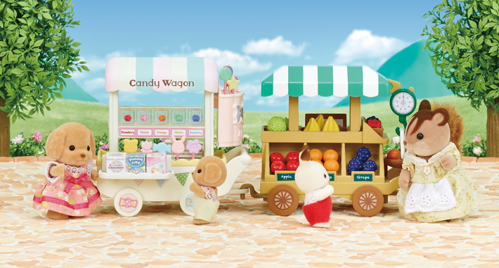 Candy Wagon - 8