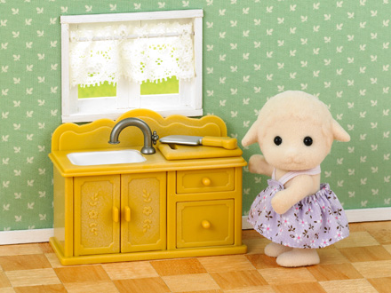Irmã Ovelha com Cozinha - 2