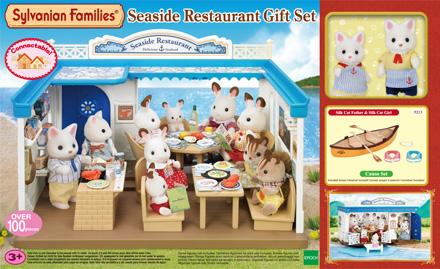 森林海邊餐廳禮盒裝 - 2