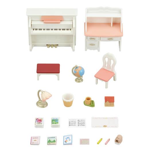 Piano & Desk Set - 8
