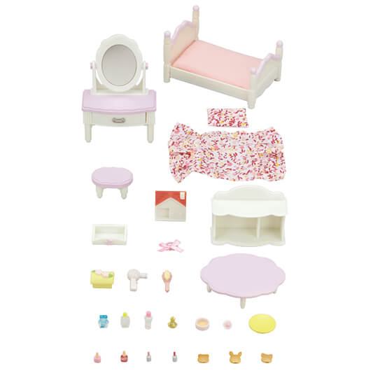 Bedroom & Vanity Set  - 8