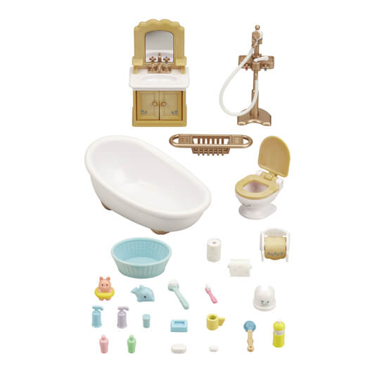 Country bathroom sets