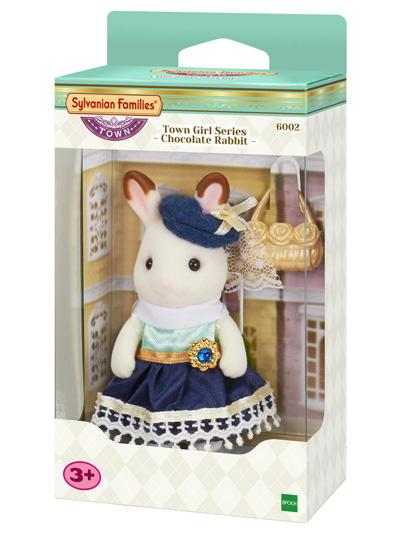 Town Girl Series - Chocolate Rabbit - - 3