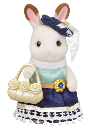 Town Girl Series - Chocolate Rabbit -