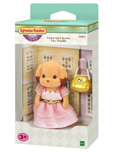 Town Girl Series - Toy Poodle - - 3