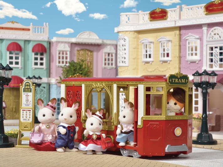 小镇电车 - 8