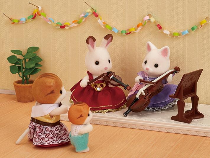 Violin Concert Set - 6