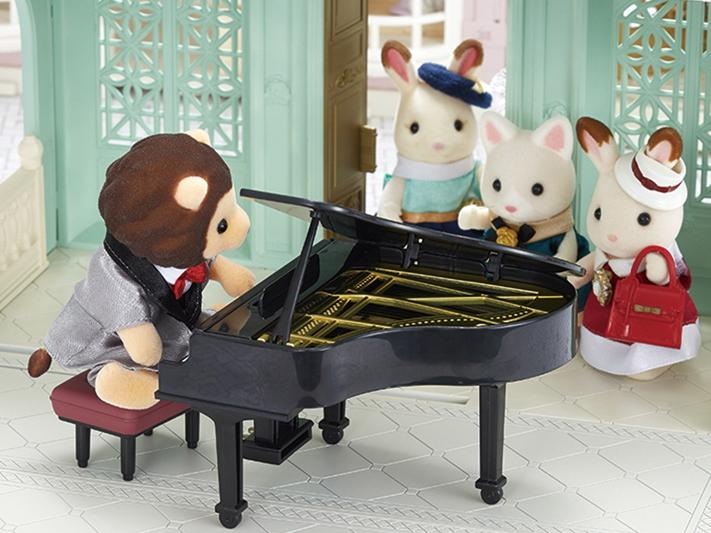 Концерт с роялем - 7