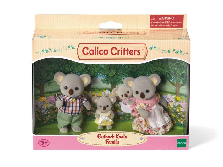 Outback Koala Family - 2