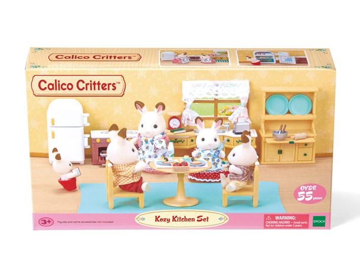 Kozy Kitchen Set | Calico Critters