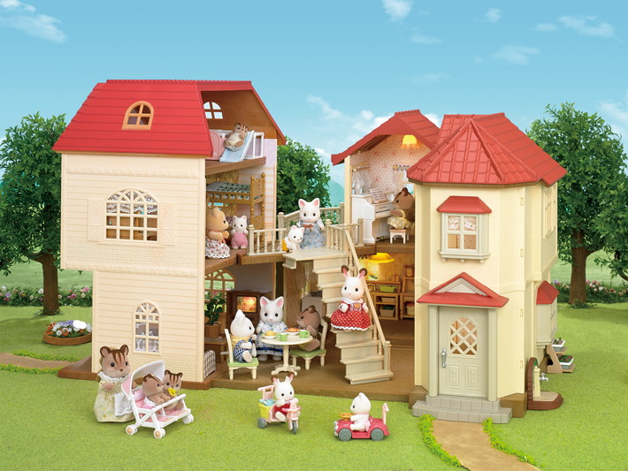 3 Story House Gift Set A - 8