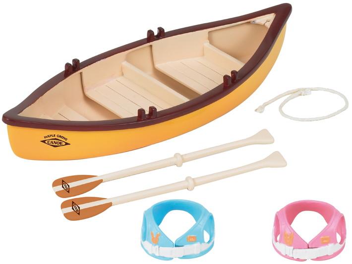 Canoe Set - 7
