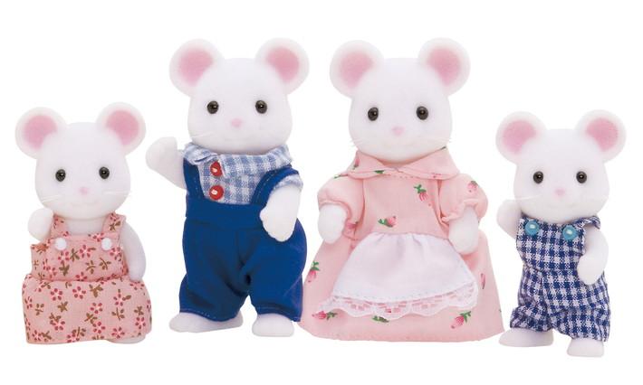 Семья Белых мышей - 4