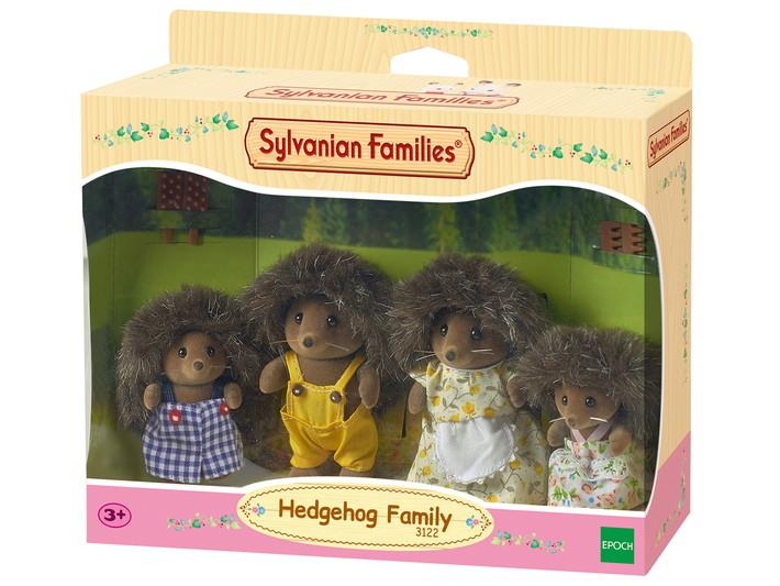 FAMILLE HERISSON  - 4