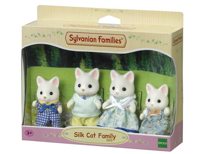 Família Gato de Seda - 3