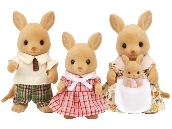 Kangaroo Family - 4
