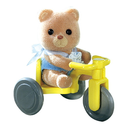 VALISETTE OURS ET TRICYCLE - 3